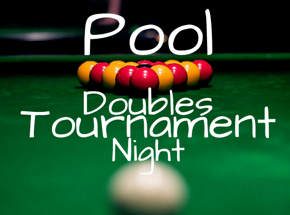 Doctor Brightons Pool Doubles Tournament Night